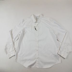 Calvin Klein Long Sleeve Shirt Size 2XL--NWT$89
